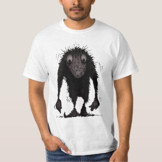 おもしろいなモンスターのトロール Tシャツ