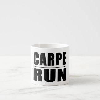 おもしろいなランナーの引用文の冗談: Carpeの操業 エスプレッソカップ