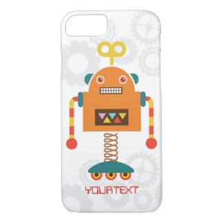 おもしろいなロボット空想科学小説のiPhone 7の場合 iPhone 8/7ケース