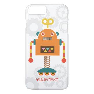 おもしろいなロボット空想科学小説 iPhone 8 PLUS/7 PLUSケース