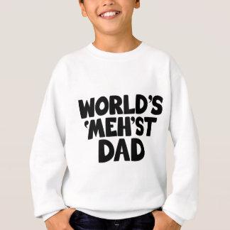 おもしろいな世界のmehstのパパ スウェットシャツ