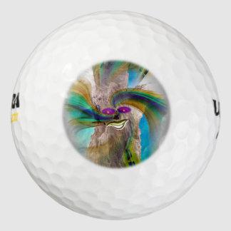 おもしろいな世界ウイルソン超500はゴルフ・ボールを遠のけます ゴルフボール