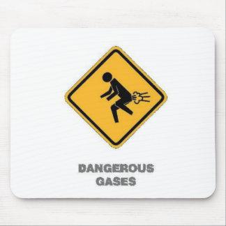 おもしろいな交通標識 マウスパッド
