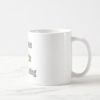 おもしろいな会計の発言 コーヒーマグカップ