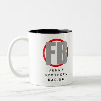 おもしろいな兄弟のマグ ツートーンマグカップ