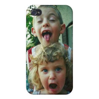 おもしろいな兄弟 iPhone 4/4Sケース