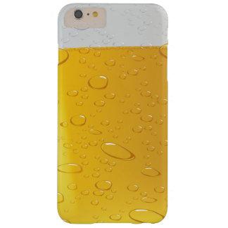 おもしろいな冷えたビール BARELY THERE iPhone 6 PLUS ケース