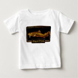おもしろいな動物は変形させます ベビーTシャツ