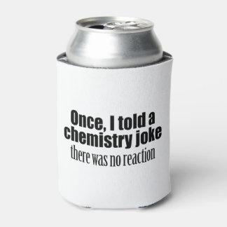 おもしろいな化学先生の引用文-反作用無し 缶クーラー