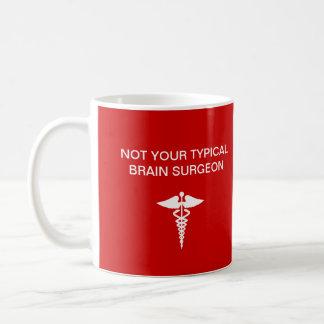 おもしろいな医学のテーマのコーヒー・マグ コーヒーマグカップ