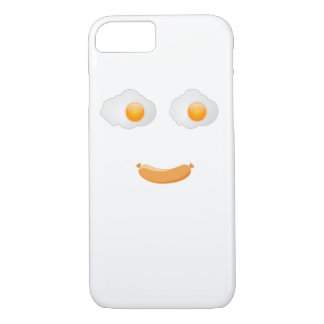 おもしろいな卵焼きの食糧顔 iPhone 8/7ケース