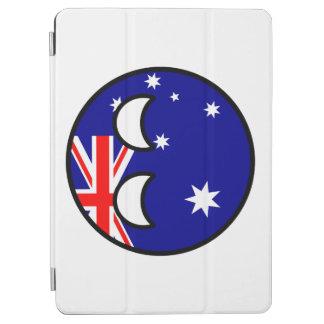 おもしろいな向くオタク系のなオーストラリアCountryball iPad Air カバー