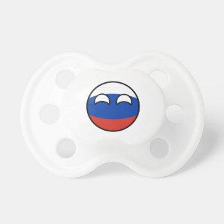 おもしろいな向くオタク系のなロシアCountryball おしゃぶり