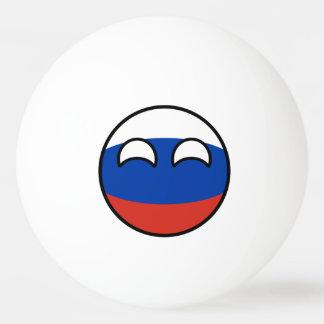 おもしろいな向くオタク系のなロシアCountryball 卓球ボール