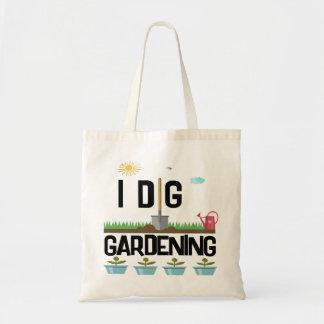 おもしろいな園芸トートバック トートバッグ
