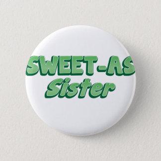 おもしろいな姉妹(女性Cool story Bro)のキーウィとして菓子 缶バッジ