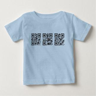 おもしろいな子供のTシャツWTFのTシャツ何フリップ ベビーTシャツ