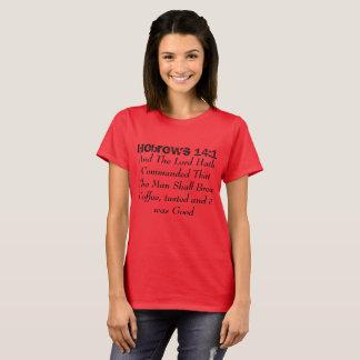 おもしろいな宗教Tシャツ Tシャツ