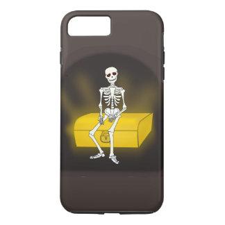 おもしろいな宝物骨組I電話6箱 iPhone 8 PLUS/7 PLUSケース