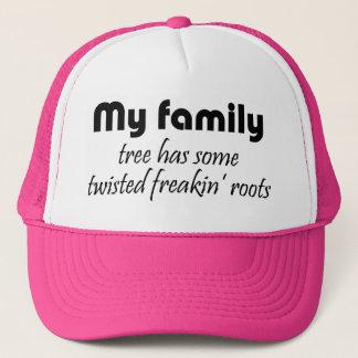おもしろいな家族は懇親会のトラック運転手の帽子のギフトを引用します キャップ