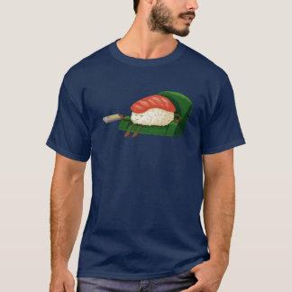 おもしろいな寿司のテレビディナー Tシャツ