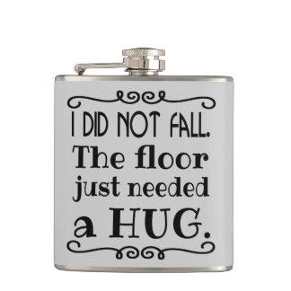 おもしろいな床の抱擁 フラスク