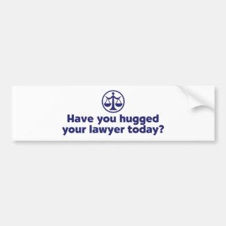 おもしろいな弁護士 バンパーステッカー