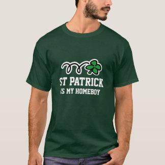 おもしろいな引用文のSt patricks dayのTシャツ Tシャツ