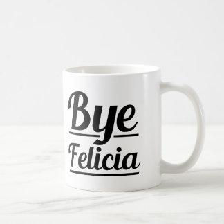 おもしろいな従属的なフェリシア コーヒーマグカップ