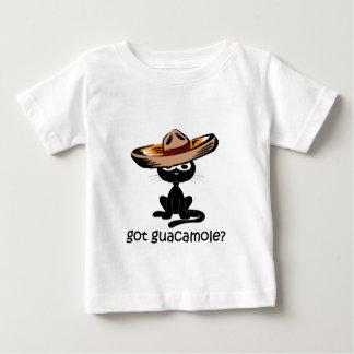 おもしろいな得られたグアカモーレ ベビーTシャツ