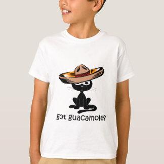 おもしろいな得られたグアカモーレ Tシャツ