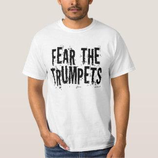 おもしろいな恐れトランペットのギフト Tシャツ