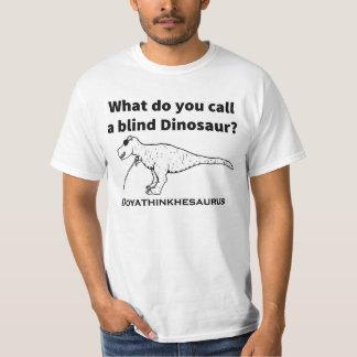 おもしろいな恐竜の冗談のTシャツ Tシャツ