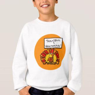 おもしろいな感謝祭のトルコのTシャツおよび服装 スウェットシャツ