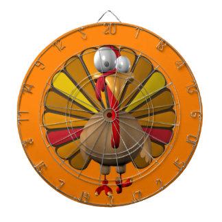 おもしろいな感謝祭トルコ ダーツボード