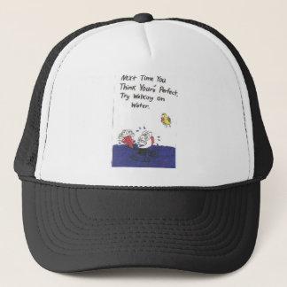 おもしろいな教会ことわざを用いる帽子 キャップ