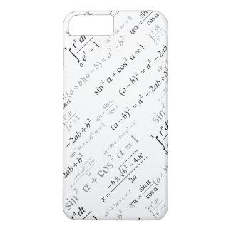 おもしろいな数学の方式の数学のギーク iPhone 8 PLUS/7 PLUSケース