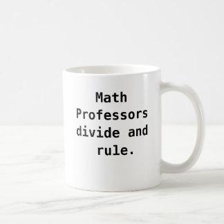 おもしろいな数学教授引用文の冗談のしゃれ コーヒーマグカップ