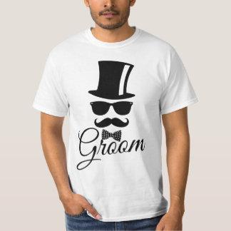 おもしろいな新郎 Tシャツ