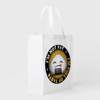 おもしろいな日本語Riceball エコバッグ