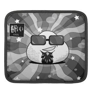 おもしろいな日本語Riceball iPadスリーブ