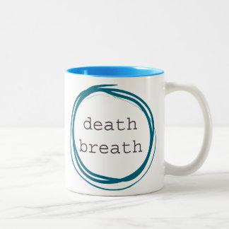 おもしろいな死の呼吸 ツートーンマグカップ