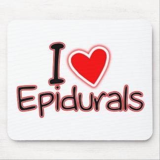 おもしろいな母性I愛Epidurals マウスパッド