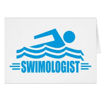 おもしろいな水泳 カード