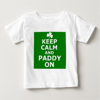 おもしろいな水田 ベビーTシャツ