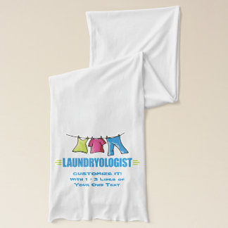 おもしろいな洗濯 スカーフ