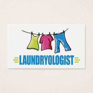 おもしろいな洗濯 名刺