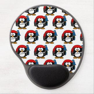 おもしろいな海賊をカスタマイズPinguin ジェルマウスパッド