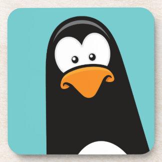 おもしろいな漫画の沈痛なペンギン ドリンクコースター