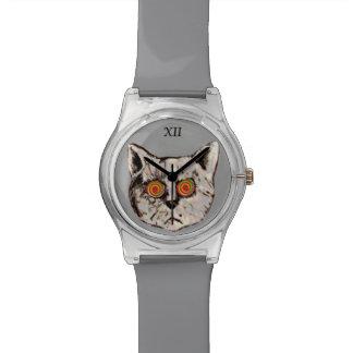おもしろいな漫画猫dj 腕時計
